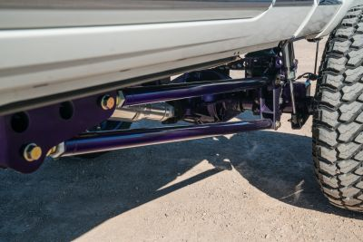 Tube Link Arms (Comes Standard W/ Suspension)