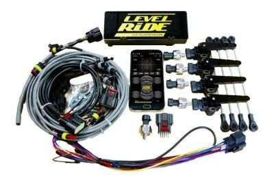 Level Ride 4-Corner complete Air Management System